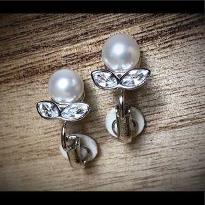 Swarovski Clip Earrings